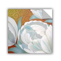 ArtAppealz Herb Dickinson's 'christy's 'Tulip' Removable Wall Art Mural