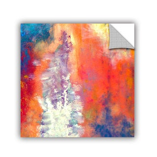 ArtAppealz Herb Dickinson's 'Abstract 236' Removable Wall Art Mural