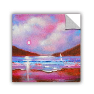 ArtAppealz Susi Franco's 'Sail On' Removable Wall Art Mural