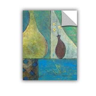 ArtAppealz Herb Dickinson's 'Texture Whimsy' Removable Wall Art Mural