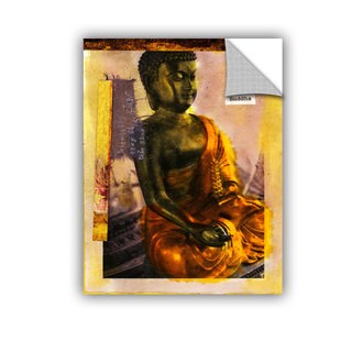 ArtAppealz Elena Ray's 'Be A Buddha' Removable Wall Art Mural