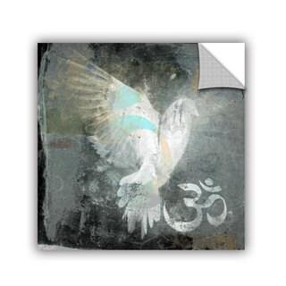 ArtAppealz Elena Ray's 'OM Dove' Removable Wall Art Mural