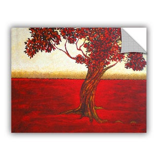 ArtAppealz Herb Dickinson's 'Ethereal Tree II' Removable Wall Art Mural