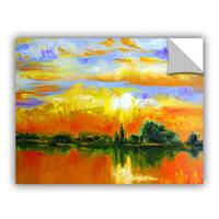 ArtAppealz Susi Franco's 'The Zen of Italy' Removable Wall Art Mural