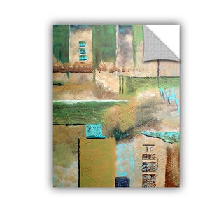 ArtAppealz Herb Dickinson's 'Connection' Removable Wall Art Mural