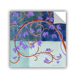 ArtAppealz Herb Dickinson's 'Blue Gate' Removable Wall Art Mural