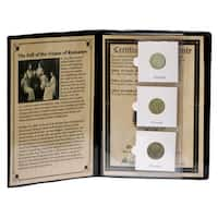 The Fall of the House of Romanov Silver Coin Collection