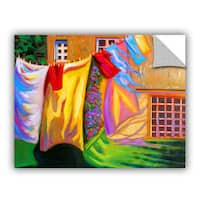ArtAppealz Susi Franco's 'French Laundry' Removable Wall Art Mural