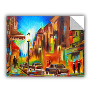 ArtAppealz Susi Franco's 'Twilight in Treviso' Removable Wall Art Mural