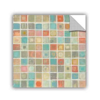 ArtAppealz Silvia Vassileva's 'Sea Glass Mosaic' Removable Wall Art Mural