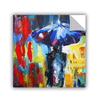 ArtAppealz Susi Franco's 'Downtown Stroll' Removable Wall Art Mural