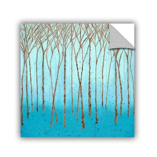 ArtAppealz Herb Dickinson's 'Fantasy Forest' Removable Wall Art Mural