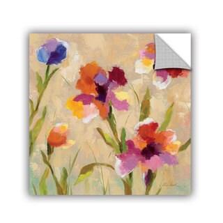 ArtAppealz Silvia Vassileva's 'Bold Bright Flowers III' Removable Wall Art Mural