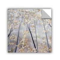 ArtAppealz Herb Dickinson's 'Taupe Forest' Removable Wall Art Mural