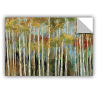 ArtAppealz Silvia Vassileva's 'Young Forest' Removable Wall Art Mural