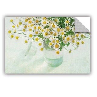 ArtAppealz Sagebrush Cora Niele's 'Chamomile' Removable Wall Art Mural