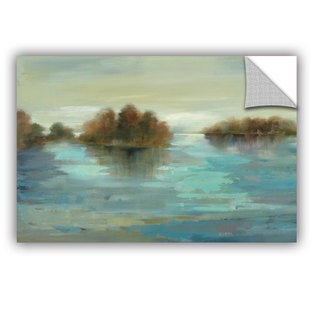 ArtAppealz Silvia Vassileva's 'Serenity On The River' Removable Wall Art Mural