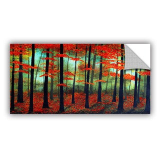 ArtAppealz Herb Dickinson's 'Deep Forest Love' Removable Wall Art Mural
