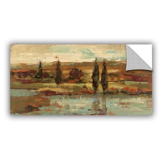 ArtAppealz Silvia Vassileva's 'Hot Day By The River' Removable Wall Art Mural
