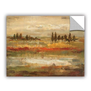 ArtAppealz Silvia Vassileva's 'Summer Fields' Removable Wall Art Mural