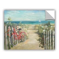 ArtAppealz Danhui Nai's 'Summer Ride' Removable Wall Art Mural