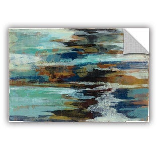 ArtAppealz Silvia Vassileva's 'Glacier Edge' Removable Wall Art Mural