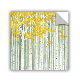 ArtAppealz Herb Dickinson's 'Aspen World' Removable Wall Art Mural