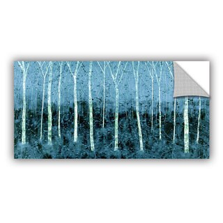 ArtAppealz Herb Dickinson's 'Aspen Abstract' Removable Wall Art Mural