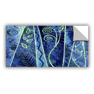 ArtAppealz Herb Dickinson's 'Abstract 417' Removable Wall Art Mural