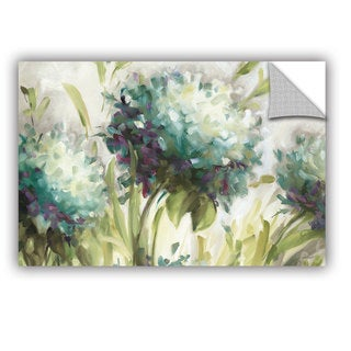 ArtAppealz Lisa Audit's 'Hydrangea Field' Removable Wall Art Mural