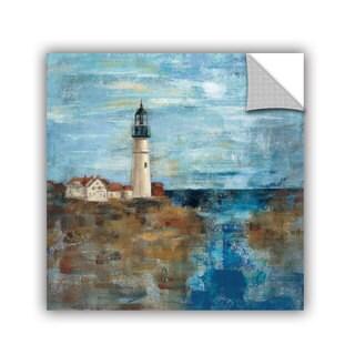 ArtAppealz Silvia Vassileva's 'Lighthouse Dream' Removable Wall Art Mural
