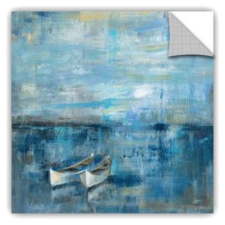 ArtAppealz Silvia Vassileva's 'Two Boats' Removable Wall Art Mural