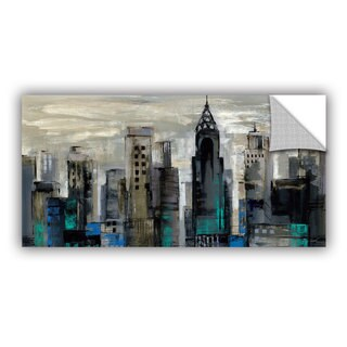 ArtAppealz Silvia Vassileva's 'New York Moment' Removable Wall Art Mural