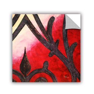 ArtAppealz Herb Dickinson's 'Wrought I' Removable Wall Art Mural