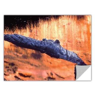 ArtAppealz Dean Uhlinger's 'Sun rise creek' Removable Wall Art Mural