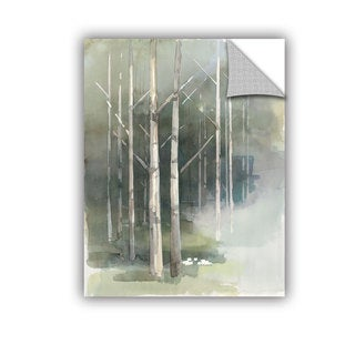 ArtAppealz Avery Tillmon's 'Birch grove II' Removable Wall Art Mural