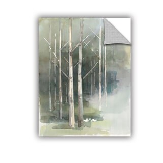 ArtAppealz Avery Tillmon's 'Birch grove II' Removable Wall Art Mural (4 options available)