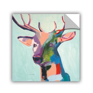 ArtAppealz Melissa Lyons's 'Deer II' Removable Wall Art Mural
