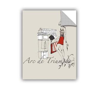 ArtAppealz Avery Tillmon's 'French Chic II' Removable Wall Art Mural