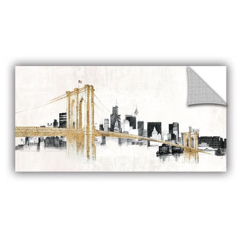 ArtAppealz Avery Tillmon's 'Skyline Crossing' Removable Wall Art Mural