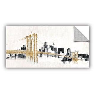 ArtAppealz Avery Tillmon's 'Skyline Crossing' Removable Wall Art Mural