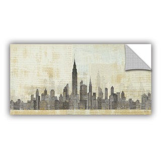ArtAppealz Avery Tillmon's 'Empire Skyline 1' Removable Wall Art Mural