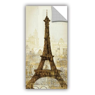 ArtAppealz Avery Tillmon's '5th Avenue Anatole' Removable Wall Art Mural
