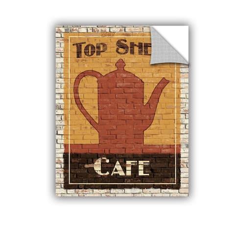 ArtAppealz Avery Tillmon's 'Top Shelf Cafe' Removable Wall Art Mural