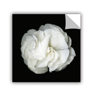 ArtAppealz Susanna Shaposhnikova's 'White Flower' Removable Wall Art Mural