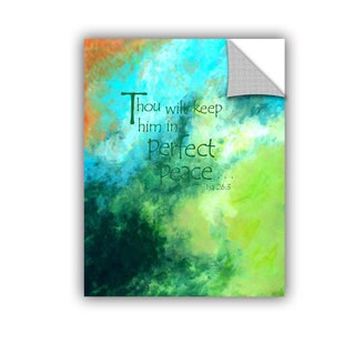 ArtAppealz Herb Dickinson's 'Perfect Peace' Removable Wall Art Mural