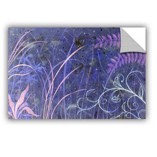 ArtAppealz Herb Dickinson's 'Mystic Blue' Removable Wall Art Mural