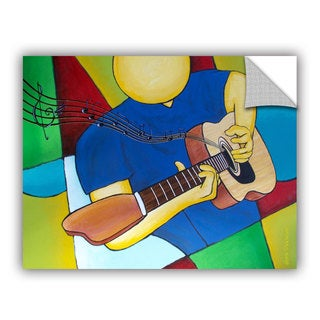 ArtAppealz Herb Dickinson's 'Mystic Blues' Removable Wall Art Mural