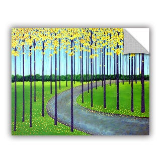 ArtAppealz Herb Dickinson's 'In the Park' Removable Wall Art Mural