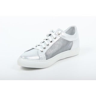 Versace 1969 V Italia Women's Lace Up Sneakers